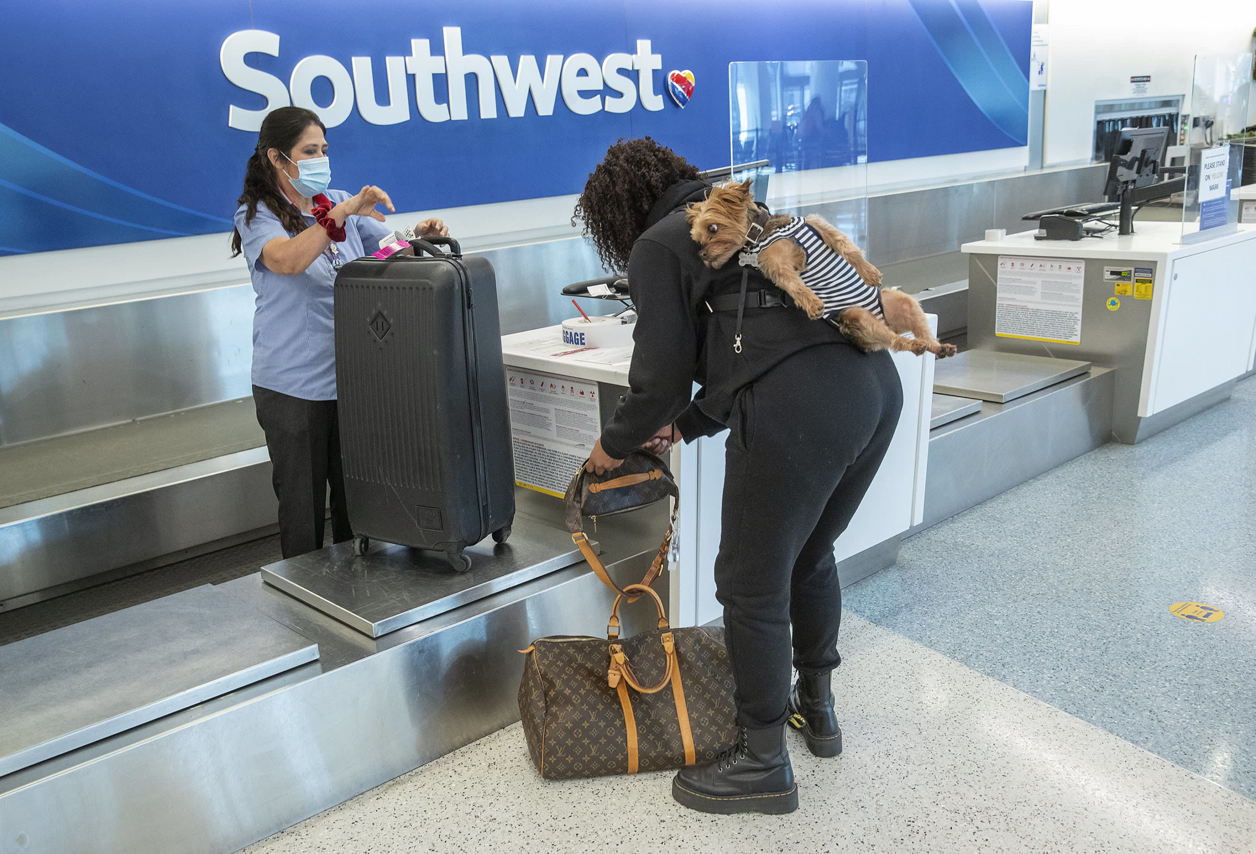 Southwest Airlines' next CEO says carrier will cut flights ...